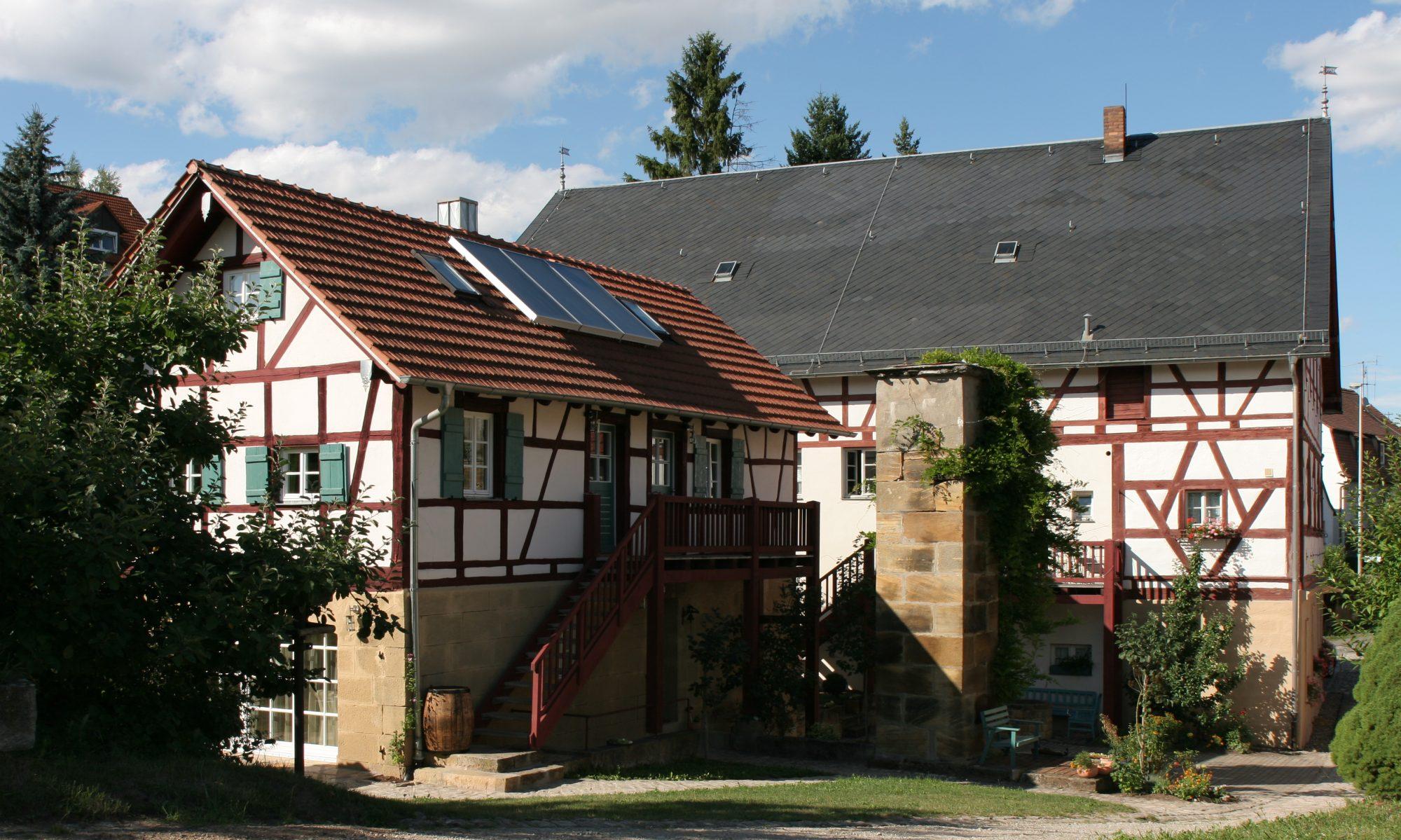 Ferienwohnungen am Muehlbach